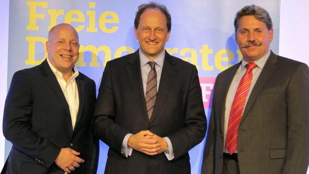 Guido Müller vom Kreisverband für die Kandidatenliste der FDP nominiert