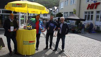 Vielen Dank der Freien Demokraten an unsere Wähler in Freudenberg. Mit 7,21% konnten wir unser Ergebnis aus 2014 mehr als verdoppeln.
