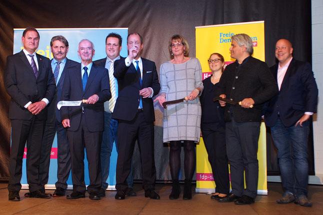 26. Haubergsknipp-Verleihung der Freien Demokraten Siegen-Wittgenstein