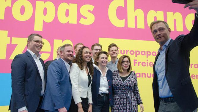 Das sind die Freien Demokraten – Kandidaten zur Europawahl