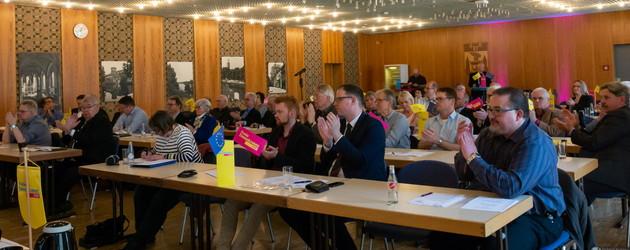 Kreisparteitag im Spandauer Saal der Siegerlandhalle