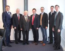 Bundesverdienstkreuz für Fritz Fünfsinn