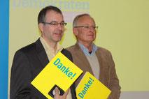 25 Jahre FDP Mitgliedschaft