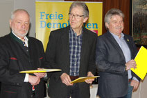 40 Jahre FDP Mitgliedschaft