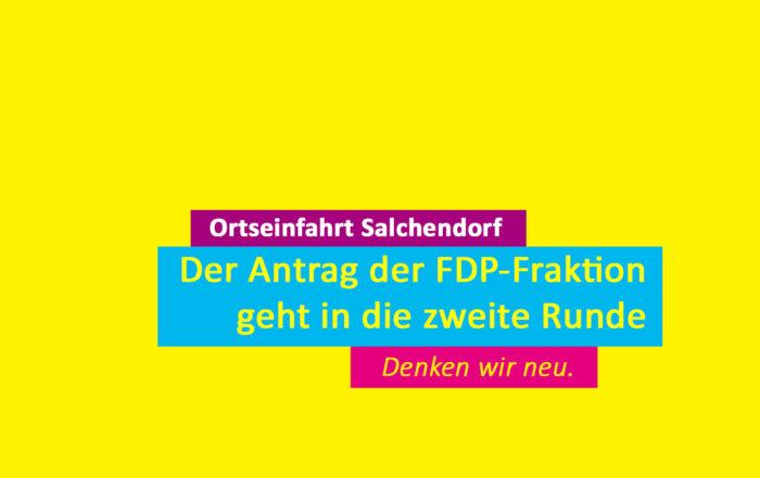 Beschluss über FDP-Antrag vertagt