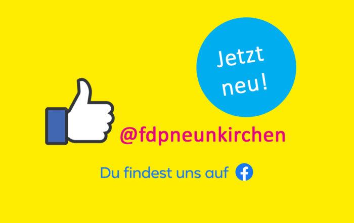 FDP Neunkirchen in den sozialen Medien