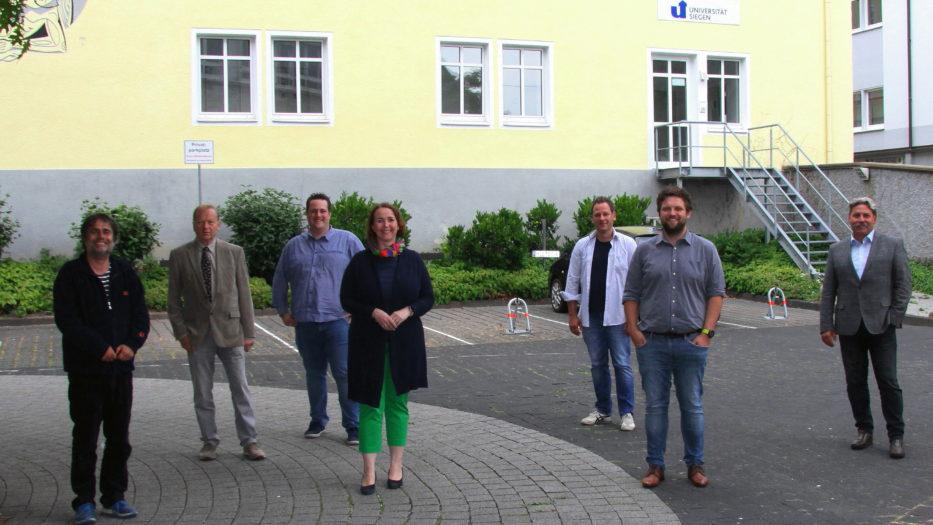 Siegen-Wittgenstein: Institut für Sozio-Informatik in Siegen