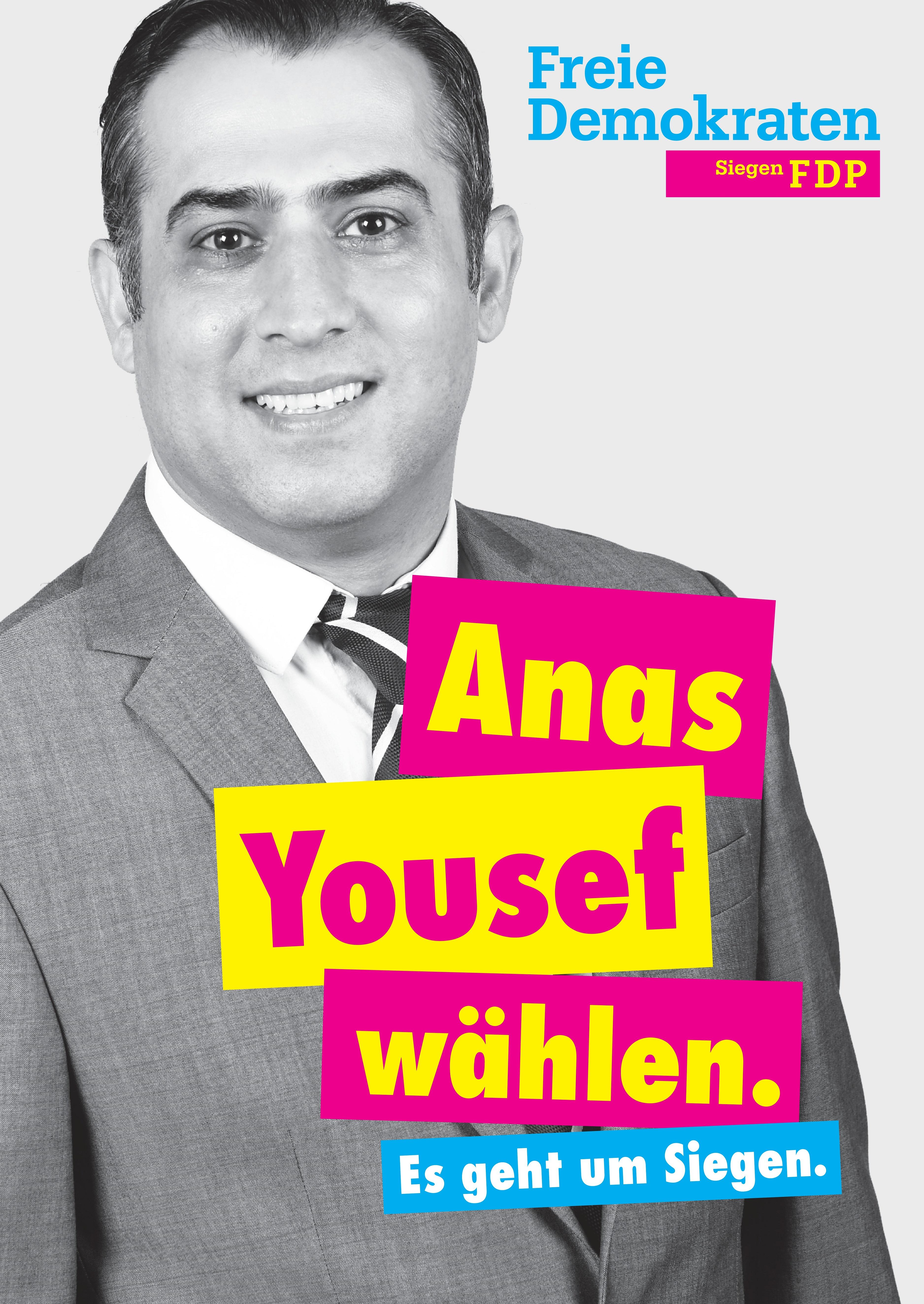 Anas Yousef