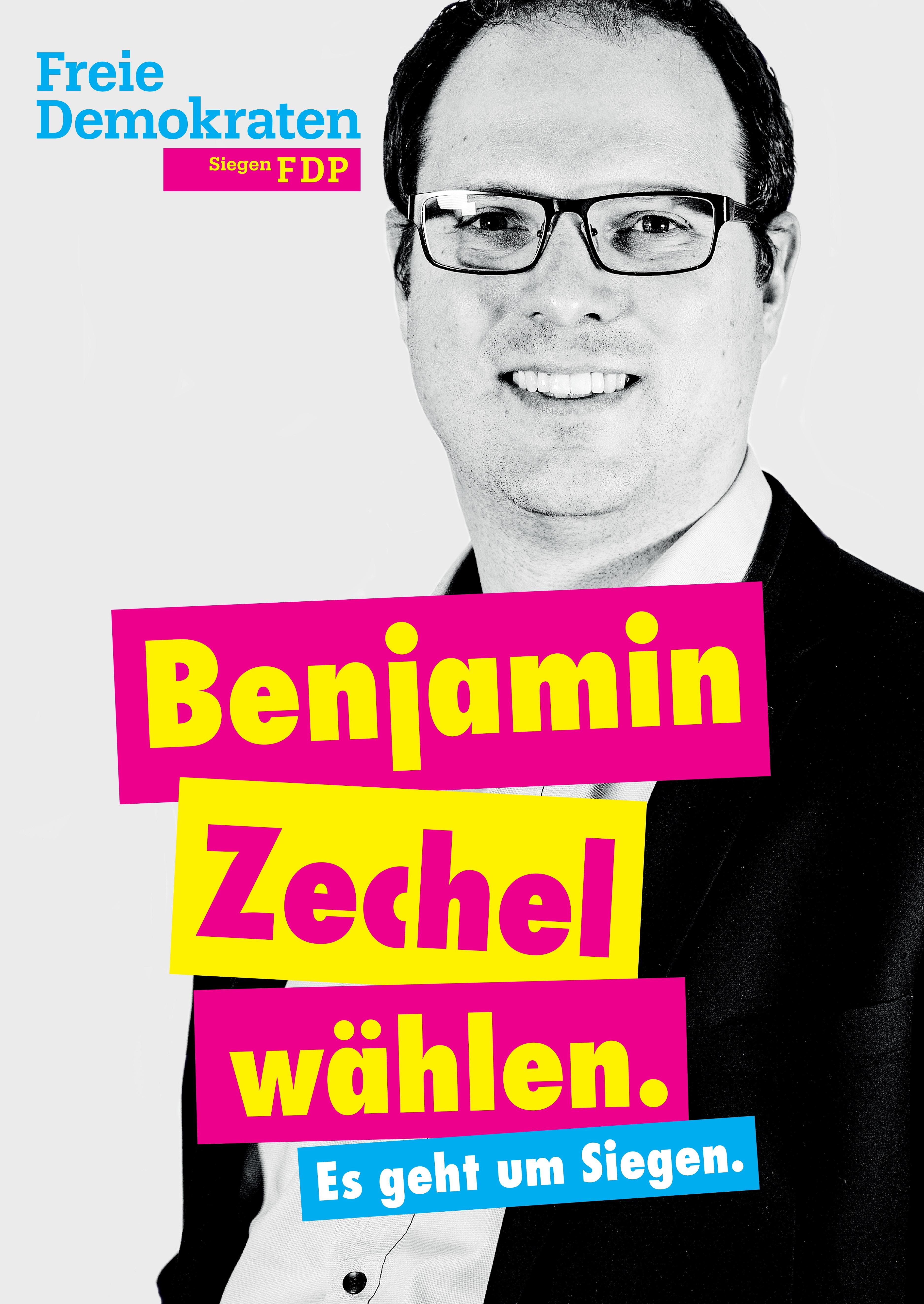 Benjamin Zechel