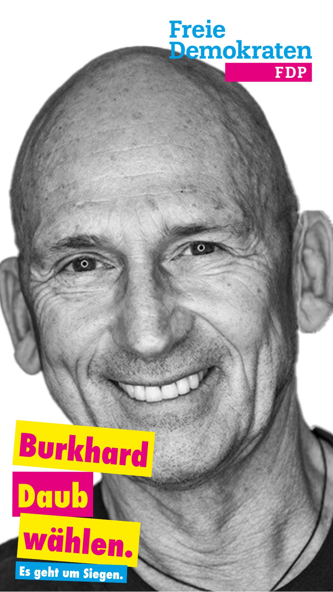Burkhard Daub