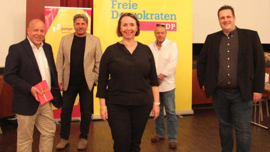 Weigel folgt auf Müller, auch Hanke und Weiand im Bezirksvorstand