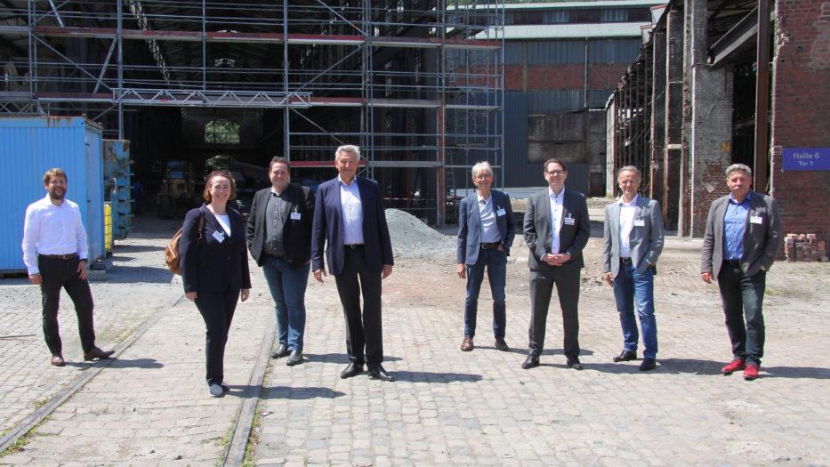 Forschungsprojekt 5G.NRW gewonnen