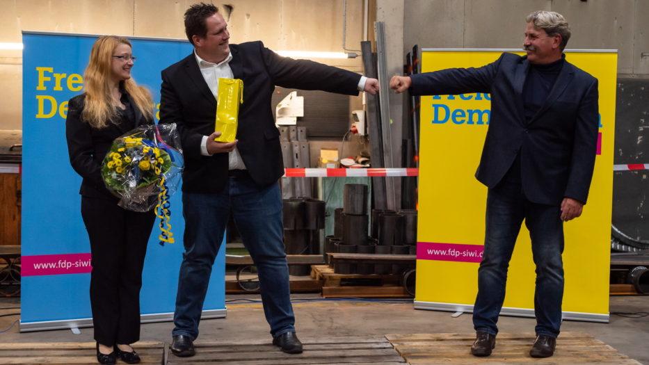 """#BTW21 Kandidat Andreas Weigel: """"BRD zum Chancenland machen"""""""