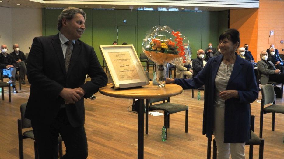 Helga Daub Ehrenvorsitzende